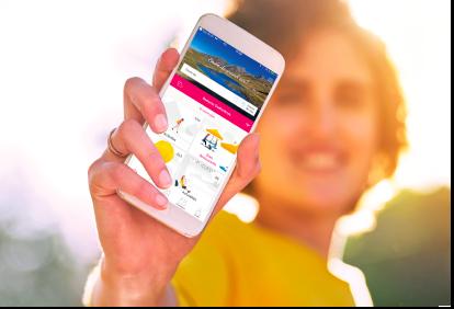 Nos applications mobiles dédiées Briançonnais