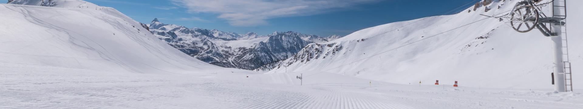 Les stations de ski alpin du Briançonnais