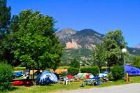 Camping Les Ecrins - 3* à l'ARGENTIERE