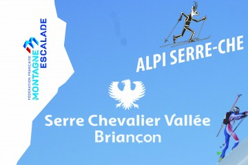 Alpi Serre Che 2019 - Championnat de France par Equipe de Ski Alpinisme