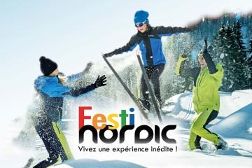 Festi'Nordic 2019 Puy Saint Vincent