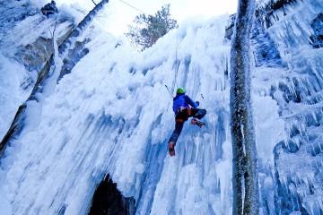 Ice Climbing Ecrins 2019