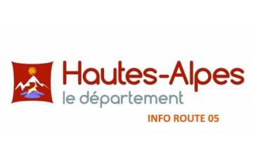 Accès Route Briançonnais : itinéraires, info conditions état des routes
