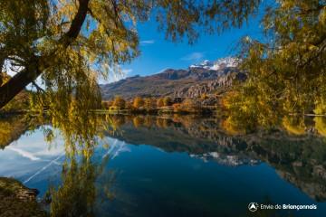 Lac de la Roche de Rame