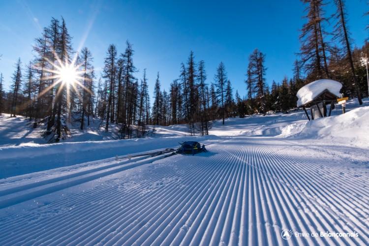 Domaine ski nordique Puy Saint Vincent