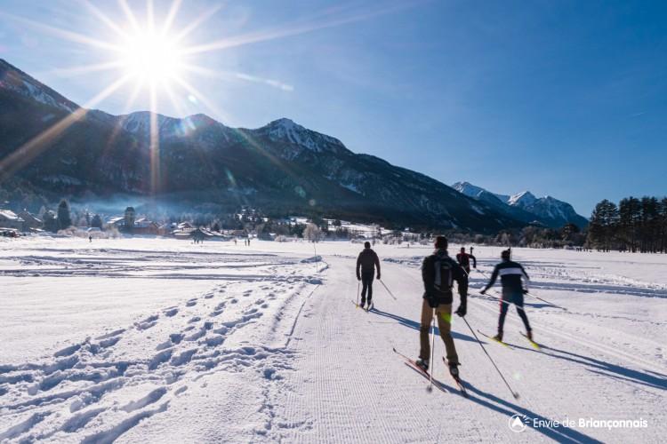 Domaine ski nordique de Val des Prés / Les Alberts