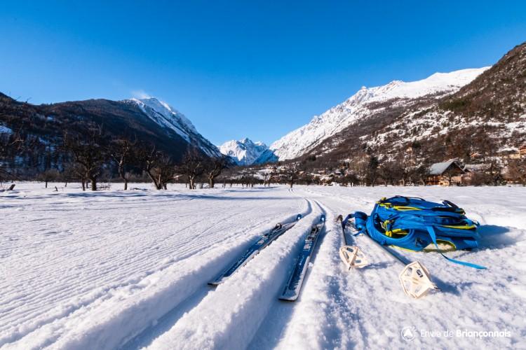 Domaine ski nordique de Vallouise