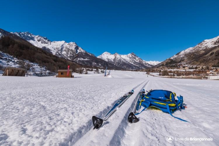 Domaine ski nordique de Serre Chevalier