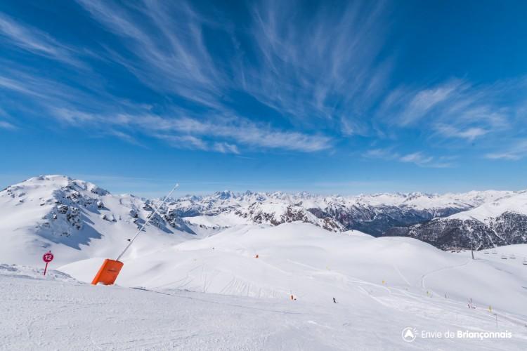 Station de Ski de Montgenèvre