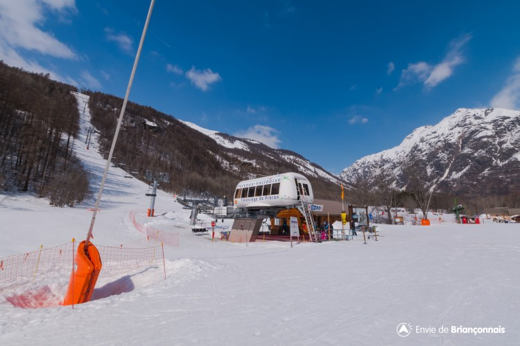 Station de Ski de Pelvoux Vallouise