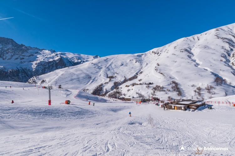 Station de ski Le Chazelet