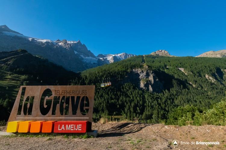 Téléphériques de la Grave - Les Glaciers de la Meije