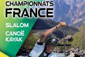 Championnats de France 2020 Slalom de Canoë-Kayak