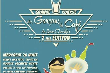 Course de Garçons de Café Serre Che 2020