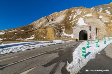 Fermeture hivernale 2019 route du Col et Tunnel du Galibier