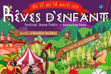 Festival Rêves d'Enfant 2019