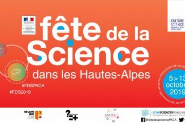Fête de la Science 2019 Briançonnais