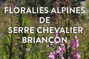 [Annulé] Floralies Alpines de Serre-Chevalier Briançon 2020