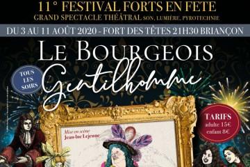 Festival Forts en Fête 2020