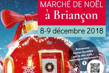 Marché de Noël de Briançon 2018