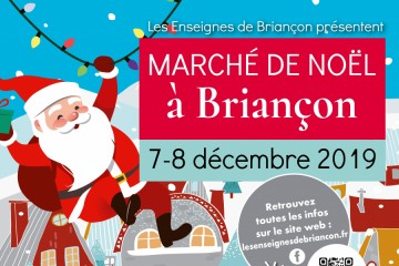 Marché de Noël de Briançon 2019
