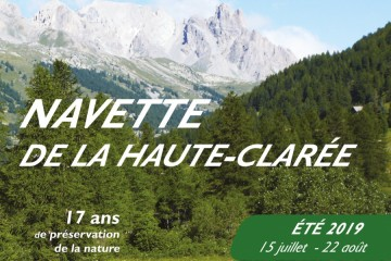 Navette de la Haute Clarée 2019 - Horaires et tarifs