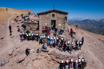 Randonnée Pèlerinage Chapelle du Thabor 2020