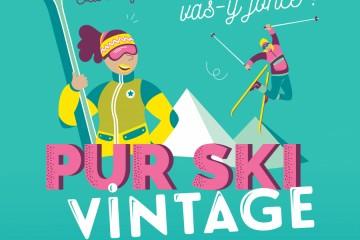 Pur Ski Vintage 2020 Puy-Saint-Vincent