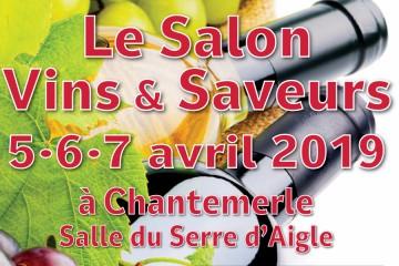 Le Salon des Vins & Saveurs de Serre Chevalier 2019