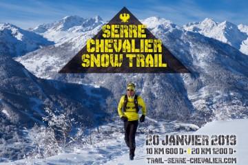 Serre-Chevalier Snow Trail 2019