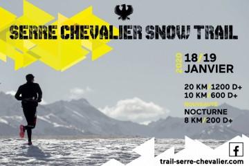 Serre-Chevalier Snow Trail 2020